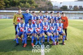 Cantera C.D. Izarra 2014/15