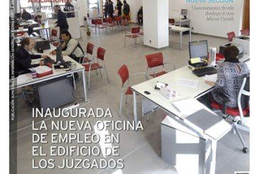 CALLE MAYOR 552 – INAUGURADA LA NUEVA OFICINA DE EMPLEO EN EL EDIFICIO DE LOS JUZGADOS