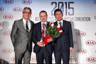 Estella Motor, concesionario KIA con mejor cuota de mercado de España