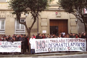 El Pleno aprobó una moción en defensa del laboratorio del Hospital