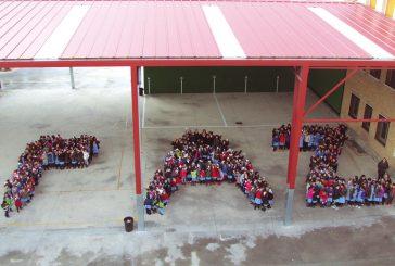 Jornada escolar de la paz