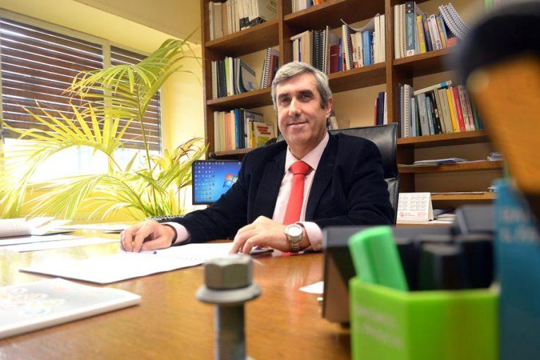 PRIMER PLANO. Miguel Iriberri. Presidente de los colegios de ingenieros industriales de España.