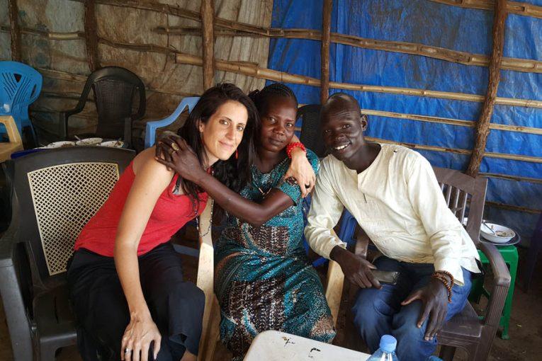 TIERRA ESTELLA GLOBAL. Irantzu Pinillos. Sudán del Sur