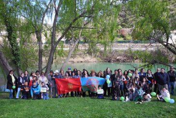 El Ega acogió el Día Internacional del Pueblo Gitano en Navarra
