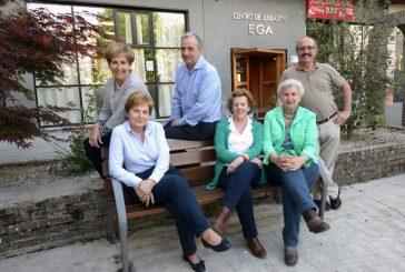 Asociaciones:  Jubilados Ega