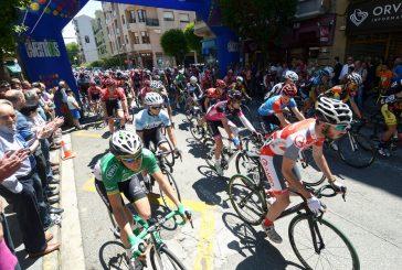 Estella disfrutó con la Vuelta a Navarra 2015