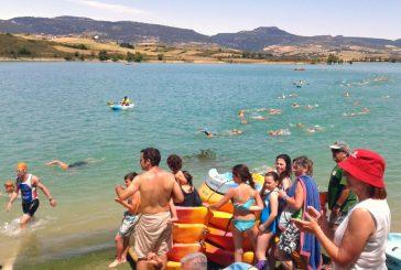Lerate reunió a 458 participantes en el XIII Triatlón Aritzaleku