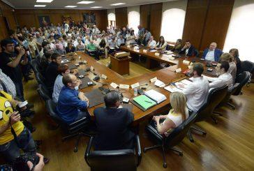 Investido alcalde Koldo Leoz, EH Bildu, Ahora y Geroa Bai acuerdan el nuevo Ayuntamiento