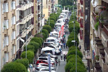 La importancia del sector de la venta de automóviles quedó patente en Estella