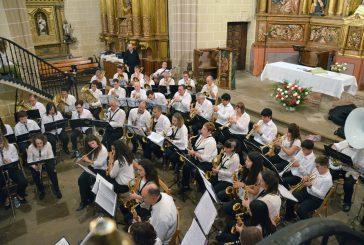 Concierto a 'tres bandas' con Bizkarra y las Agrupaciones de Los Arcos y Barasoain