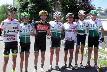 Dos pódiums para Tierra Estella en la quinta prueba del Open de Euskadi