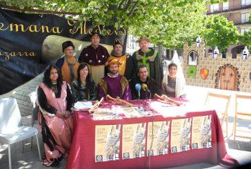 La Semana Medieval de Estella alcanza su mayoría de edad