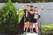 Triunfos para Iñigo Astarriaga y Unai  Esparza en la prueba del Open de Euskadi de BTT en Zalla
