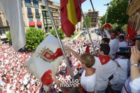 Domingo, procesión y pañuelada – 02-08-2015