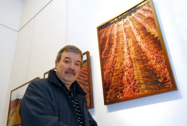 Jesús Mari Chasco exhibe el color de la naturaleza