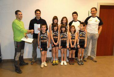 Nueva escuela de triatlón