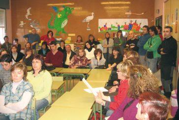El colegio San Veremundo se opone a la partición de aulas