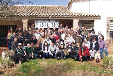 El club taurino de Estella viajó a Toledo