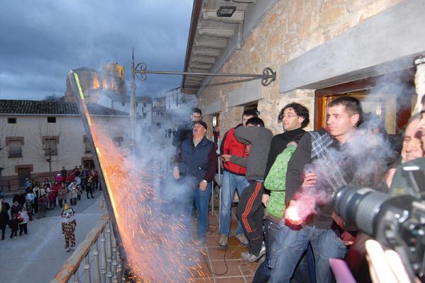 Villatuerta abrió las fiestas de Tierra Estella