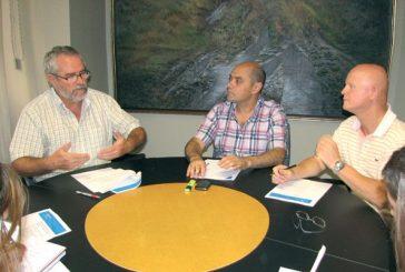 Mancomunidad construirá ocho puntos limpios en la comarca