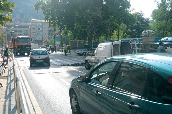 Siete nuevos semáforos en Estella