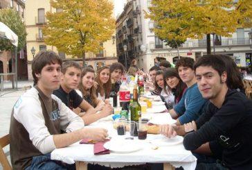 Presentación del CD 'Lizarock' en la Semana de la Juventud