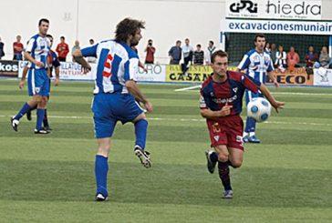 El Izarra vence por 2-0 al Compostela