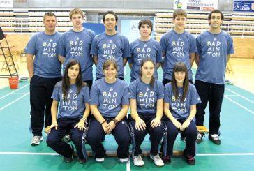 La Liga Nacional de 1ª División de Bádminton arrancó en Estella