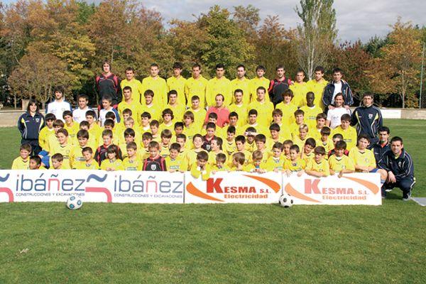 Más de 35 equipos en la Fiesta del Fútbol del C.D. Ondalán