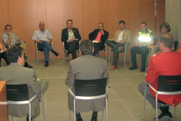 Policía Foral incidirá en la prevención contra los robos, la droga y el alcohol