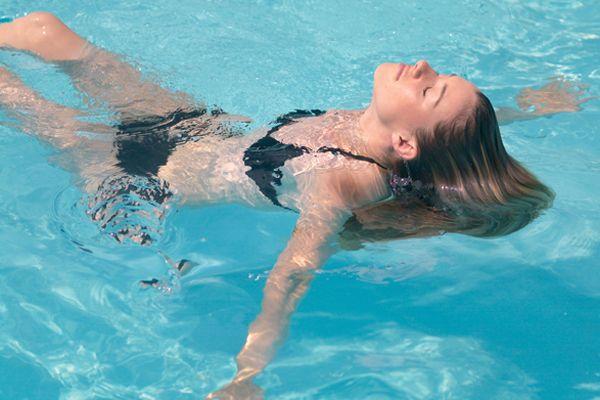 Disfrutemos de la piscina en verano
