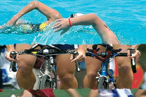 El VIII Triatlón Olímpico de Aritzaleku se celebra el domingo 22 de agosto