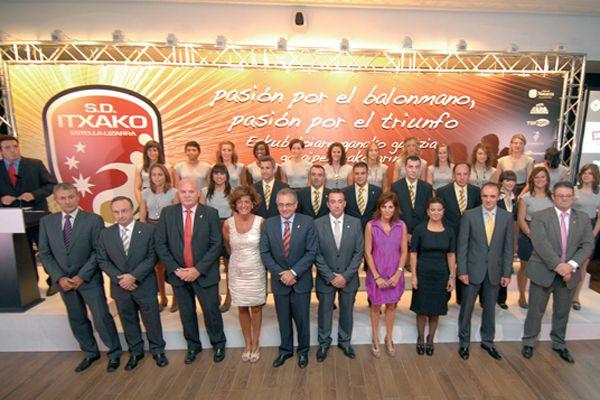 El Circuito de Navarra, escenario de la presentación del Itxako