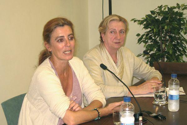 """Ángeles Caso: """"Mantengo el compromiso con las mujeres en mis novelas"""""""