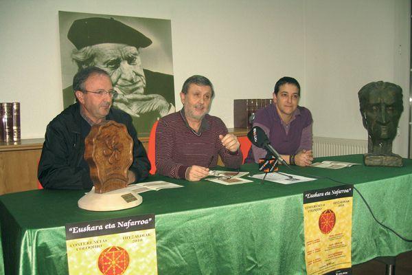 Euskera y Navarra centran los 'Noviembres Culturales'