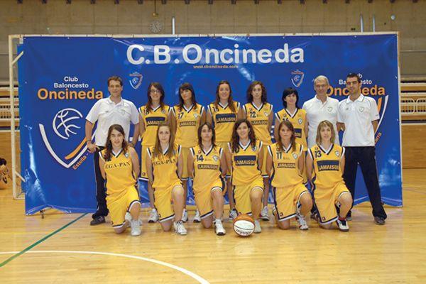 Derrota para los dos equipos sénior de Oncineda