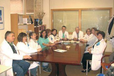 El servicio de voluntariado del hospital cumple su primer año