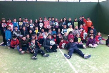 Ciento cuarenta partidos en el Torneo de Navidad de Pádel