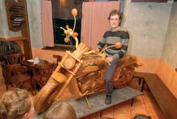 La Harley más antigua del mundo