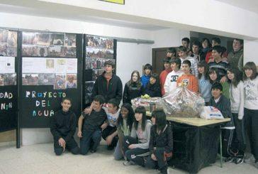 El IES recoge 5.035 euros para un proyecto solidario en Benin
