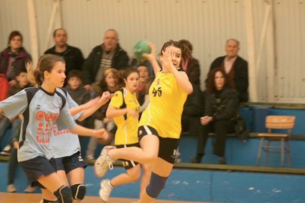 El Infantil femenino, campeón de Liga