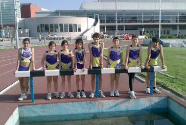 Buenos resultados en los JDN para los atletas del club Iranzu