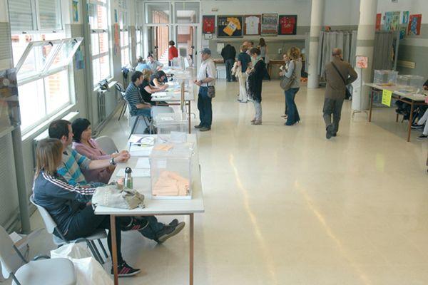 Amife llama la atención sobre los colegios electorales  que no cumplen la ley de barreras arquitectónicas