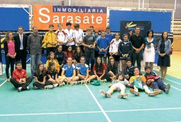 Estella acogió el Campeonato de España sub 13