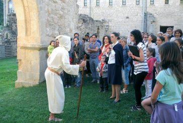 Un paseo teatral por la historia del Monasterio de Iranzu