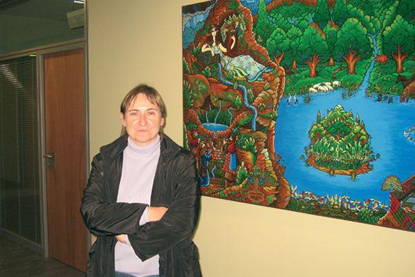 La alcaldesa de Dicastillo, elegida presidenta del Consorcio Turístico