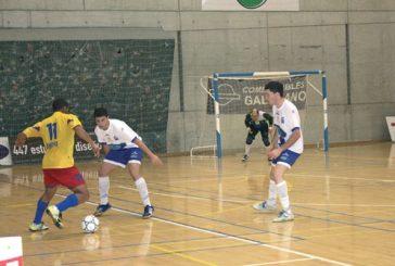 Área 99 no pudo con el Andorra en la Copa del Rey
