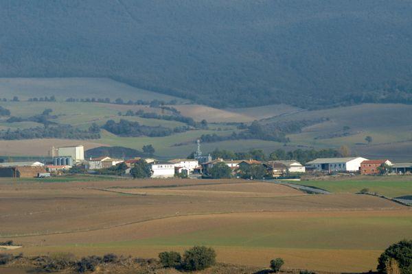 ARTEAGA. Centro ganadero del valle de Metauten