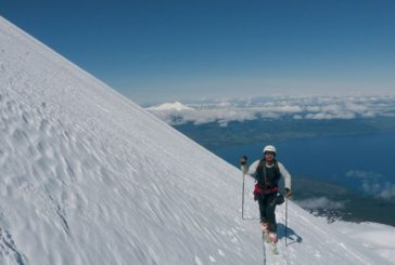 Aventura en Chile con esquí de montaña