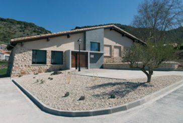 La antigua escuela de Mendaza se transforma en centro de salud